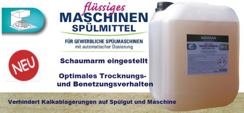 bio-spuelmittel Gewerbe
