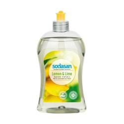 SODASAN Handspülmittel Lemon