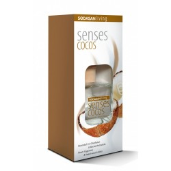 2 x 200ml Raumduft senses COCOS