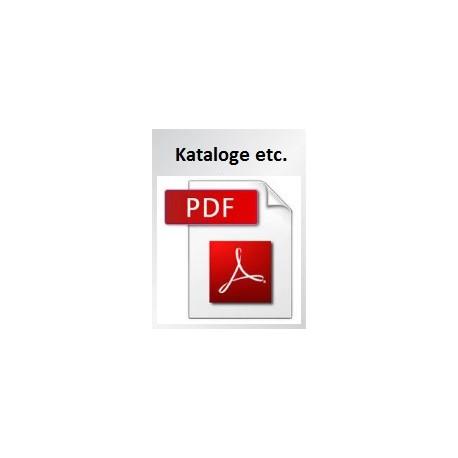 Kataloge + Infos als PDF