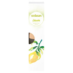 SODASAN Raumduft senses LEMON