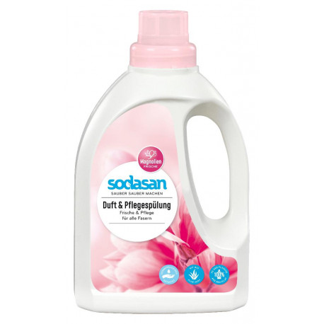SODASAN Wäsche Duft und Pflegespülung