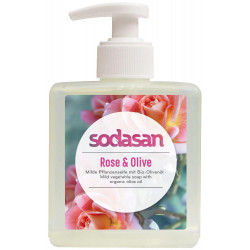 SODASAN LIQUID Rose-Olive