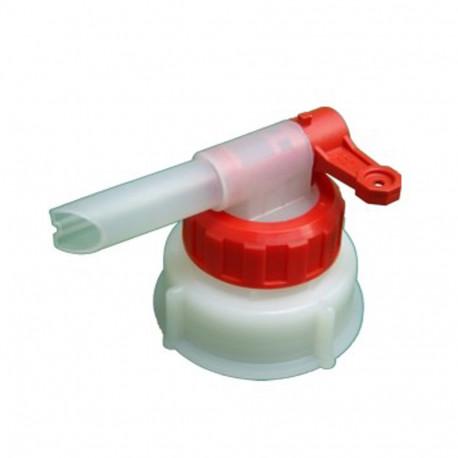 Auslaufhahn für 5 L + 10 L Sodasan Desinfektionsmittel-Kanister