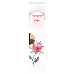 SODASAN Raumduft senses ROSE