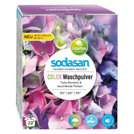 SODASAN Color Compact Waschpulver