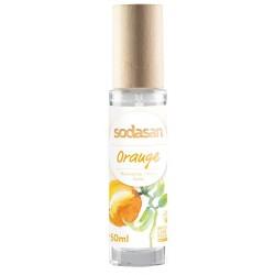 SODASAN Homespray senses fresh ORANGE